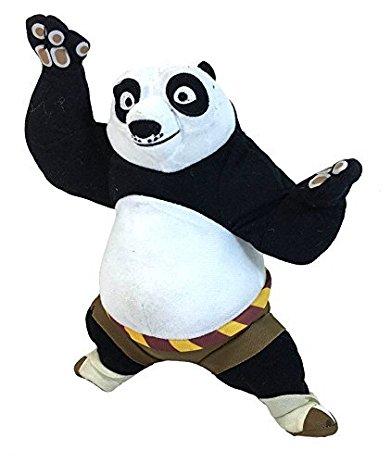391x463 Kung Fu Panda 3 Tigress Plush Toy (14in) (Boa) Home