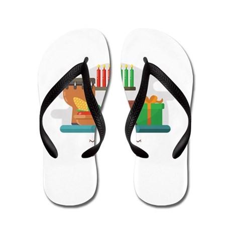 460x460 Kwanza Flip Flops Kwanza Flip Flops Sandals