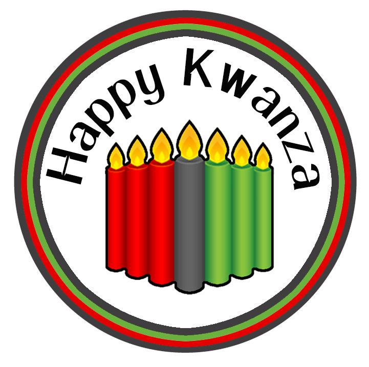 721x717 Kwanza Stickers Kwanzaa Gift Tags Kwanza Gift Stickers Kwanza