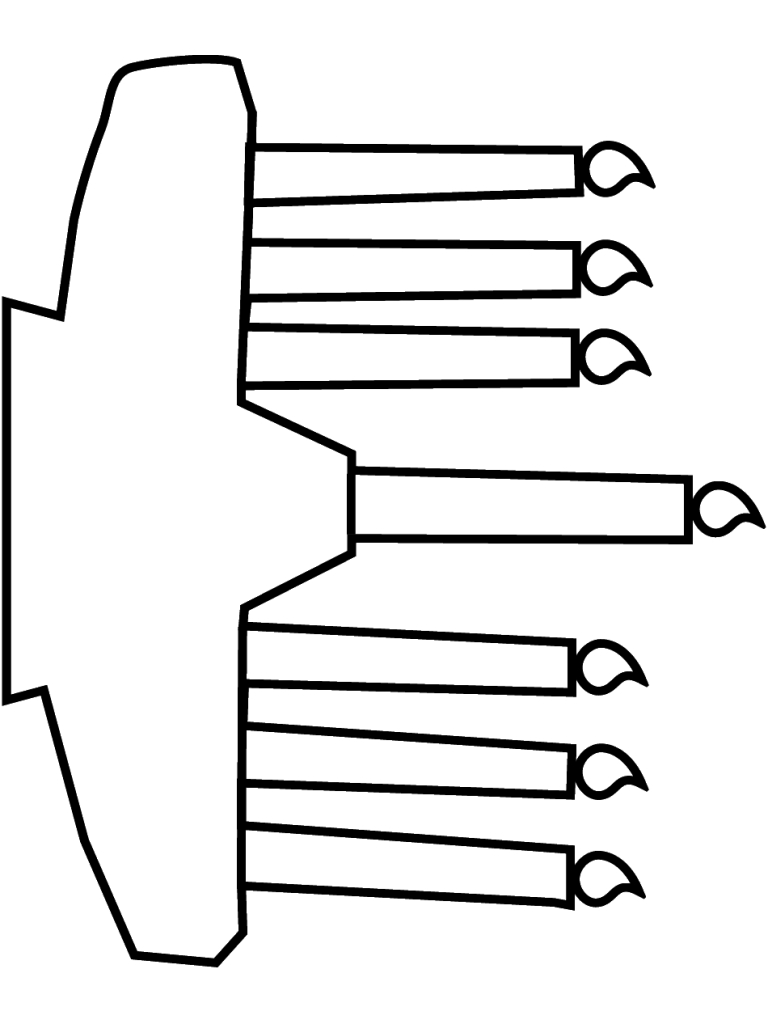768x1024 Kwanzaa Coloring Pages 7 Principles Archives