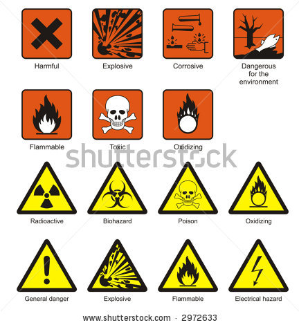 432x470 Safety Rules Clipart