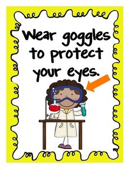 268x350 Bio Clipart Science Lab Safety