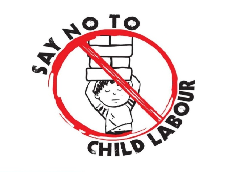 768x576 Child Labour Clipart