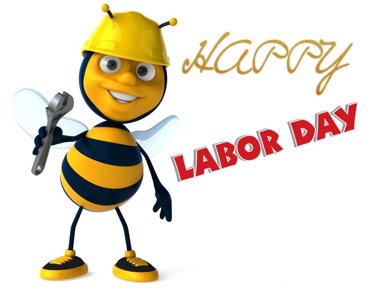 1280x1000 Labor Day Clip Art Image