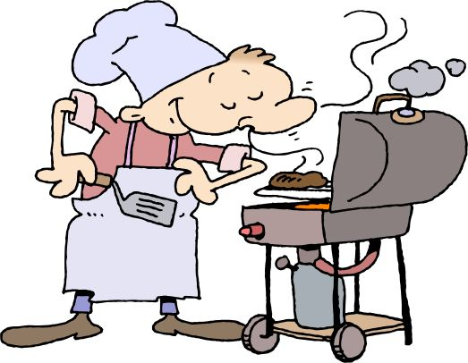 523x406 Bbq Barbecue Clip Art Free Labor Day Weekend Free Clipart