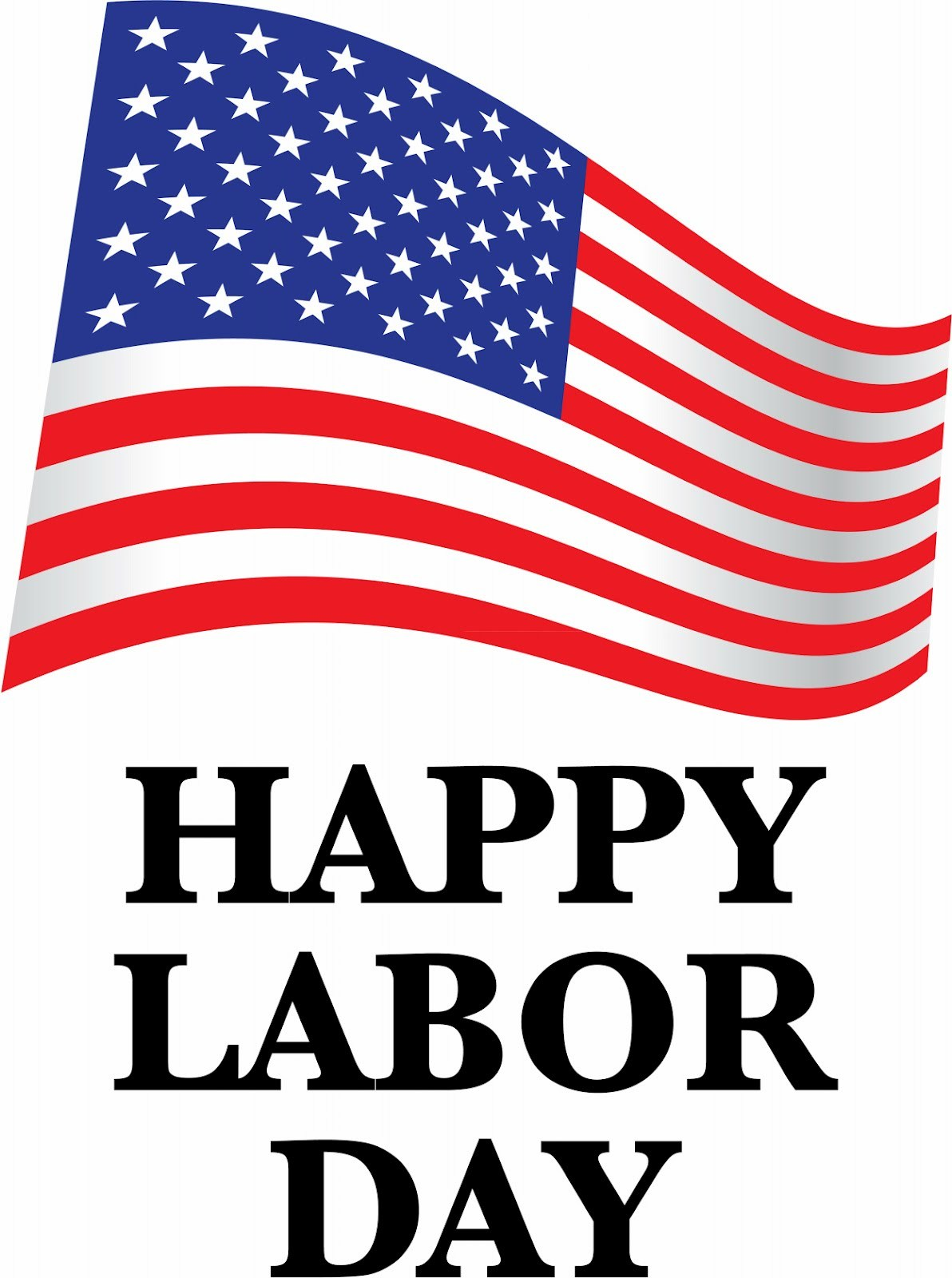 1192x1600 Free Clip Art Labor Day