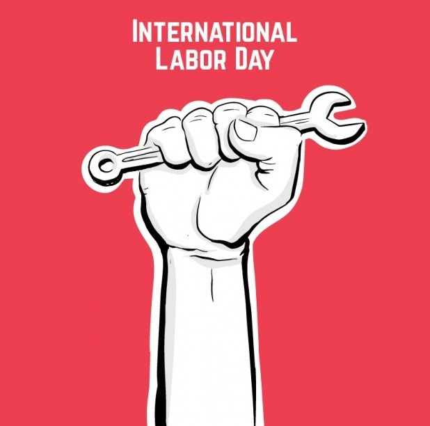 618x612 International Laborlabour Day 2017 Hd Wallpaper, Images, Pictures