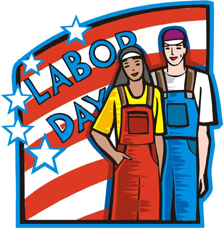 736x751 53 Best Labor Day Images Happy Labor Day, America