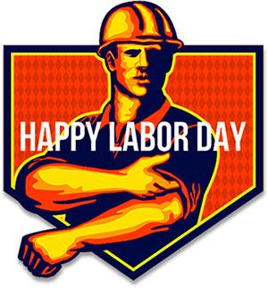 300x323 Free Labor Day Clipart