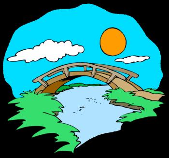 350x327 River Clip Art