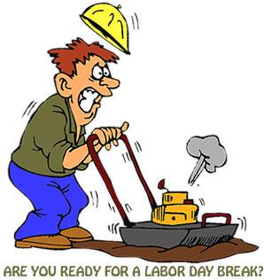 298x316 Labor Day Clip Art
