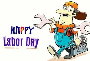 384x263 Labor Day Clip Art And 2