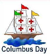 170x183 Clipart Columbus Day