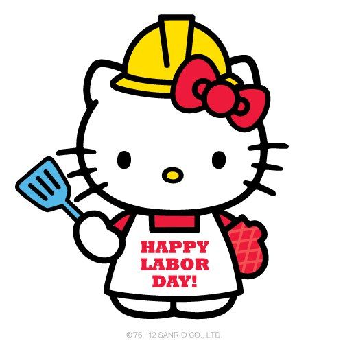 Labor Day Free Clipart