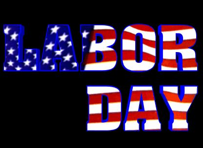 416x304 Labor day pictures clip art Usa Patriotic Animated Labor Day