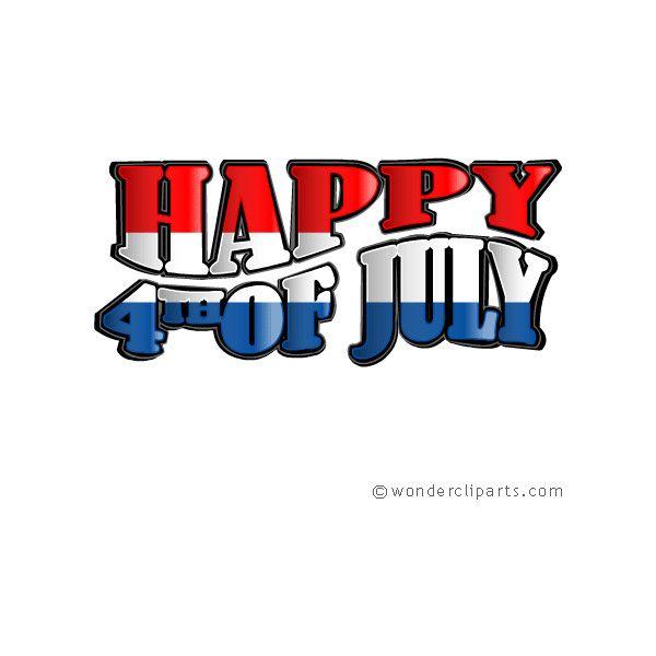 600x600 29 Best July Clipart Images Party, Clip Art And El Amor