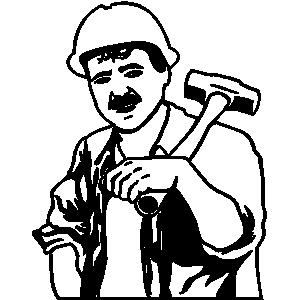 300x300 Labor Clipart