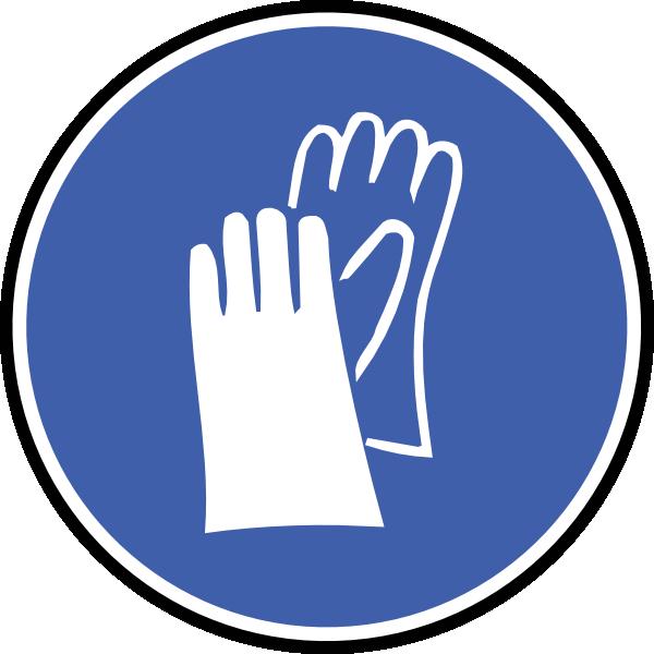 600x600 Lab Safety Symbols Clipart