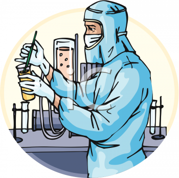 350x349 Laboratory Clipart Labor
