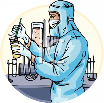 350x349 Laboratory Clipart Labor
