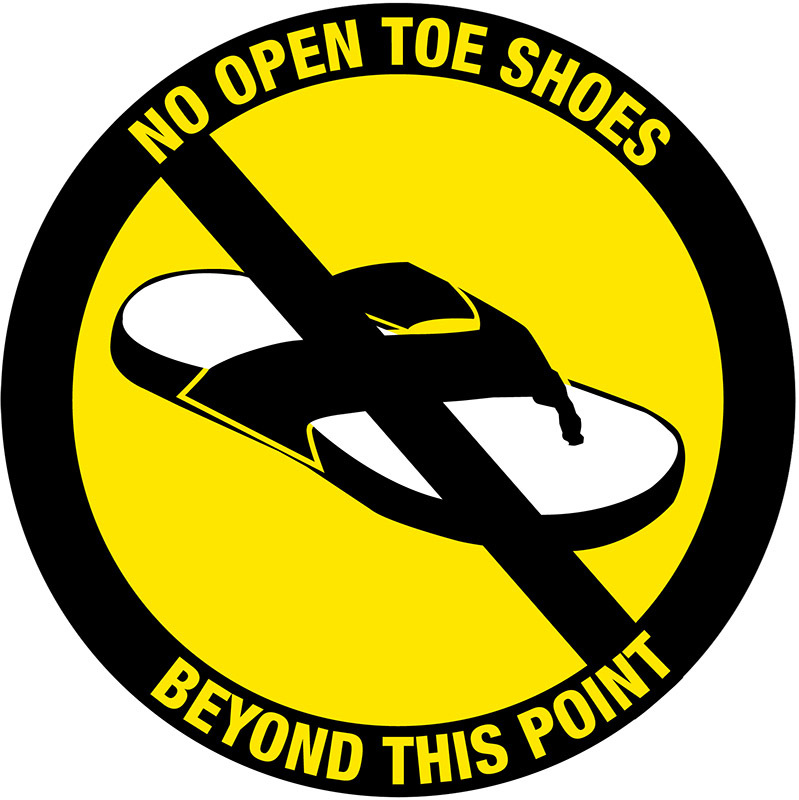799x800 No Open Toe Shoes Lab Safety, Open Toe Shoes And Safety