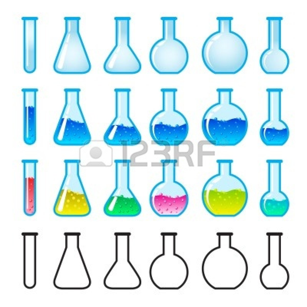 1200x1200 Science Clipart Safety Equipment