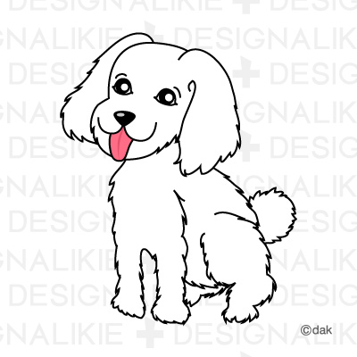 400x400 Maltese Clipart Toy Poodle