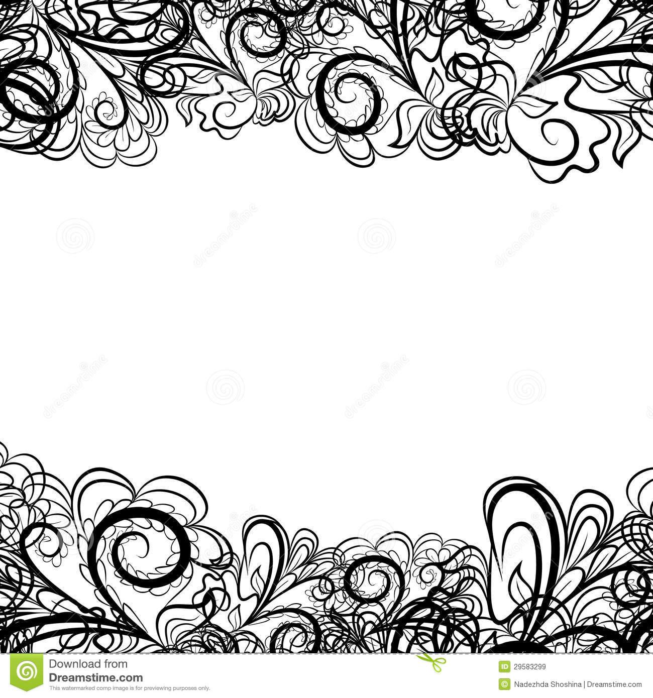 1300x1390 Lace Border Clipart