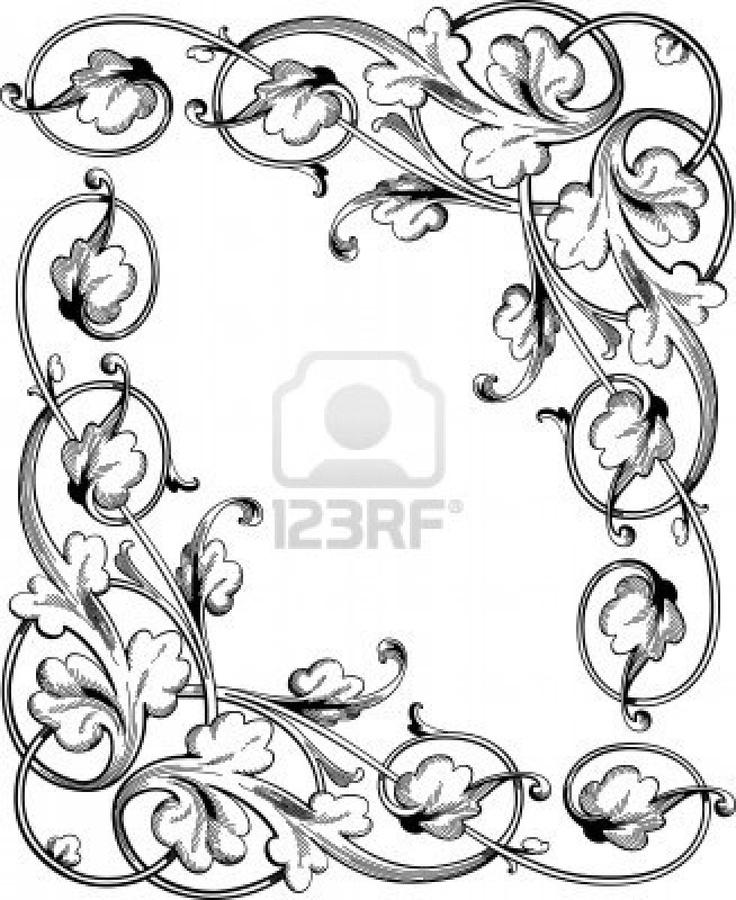 Lace Corner Clipart