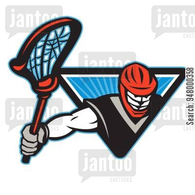 400x400 Lacrosse Cartoons