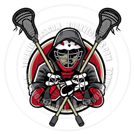 460x460 Cartoon Lacrosse Mascot By Rivansyam Toon Vectors Eps