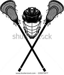 207x243 Sports Clipart Image Of Lacrosse Player Celebrating Cheering