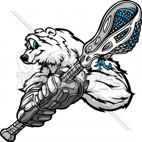 587x590 Lacrosse Clip Art