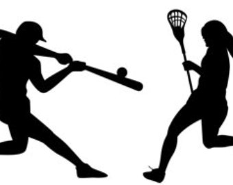 340x270 Girl Clipart Lacrosse Player