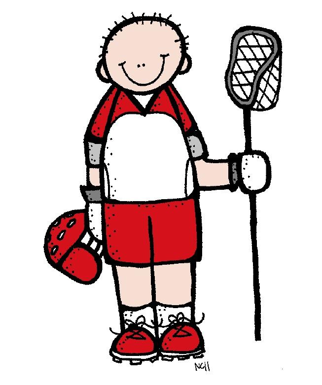 653x781 Girls Lacrosse Clip Art