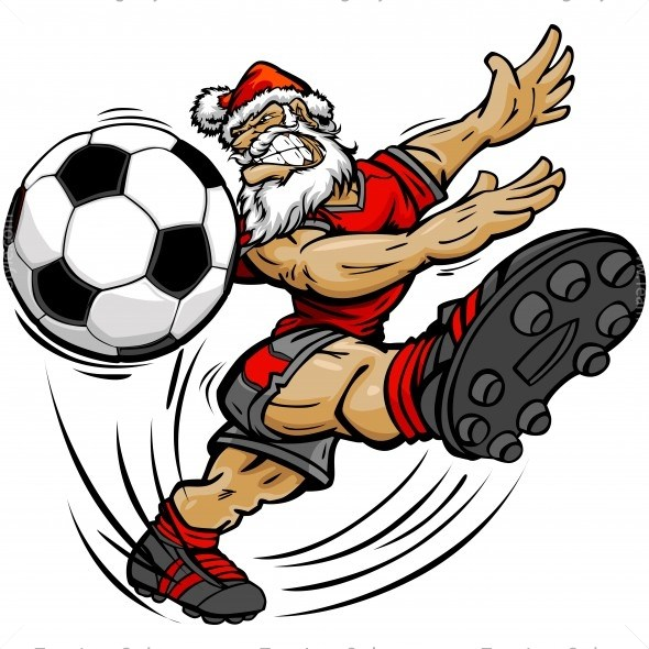 590x590 Christmas Sports Clipart Images Archives