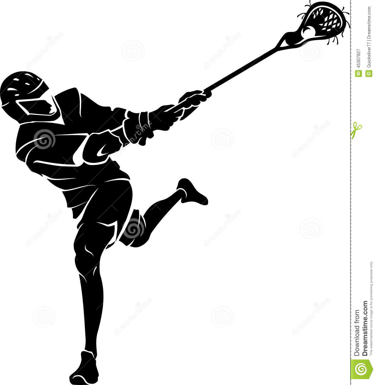 1271x1300 Lacrosse Silhouettes Clipart