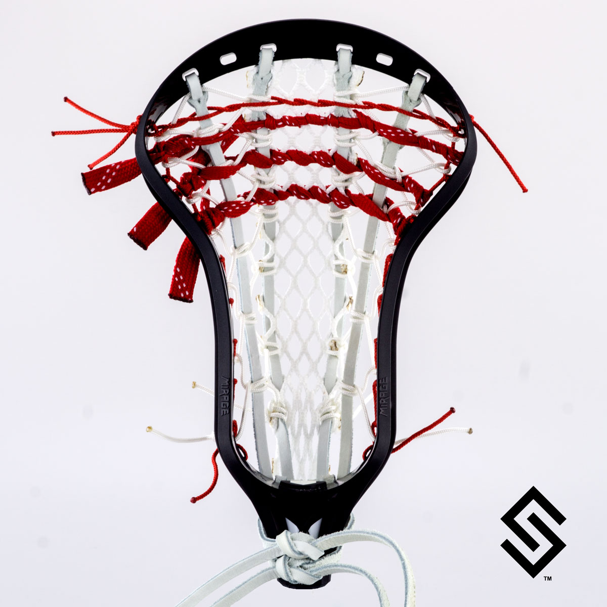 1200x1200 Stylin Strings Mesh X Custom Lacrosse Pocket