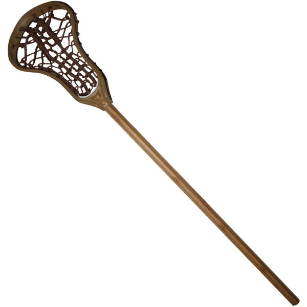 600x600 Mini Lacrosse Stick With Real Bamboo Shaft