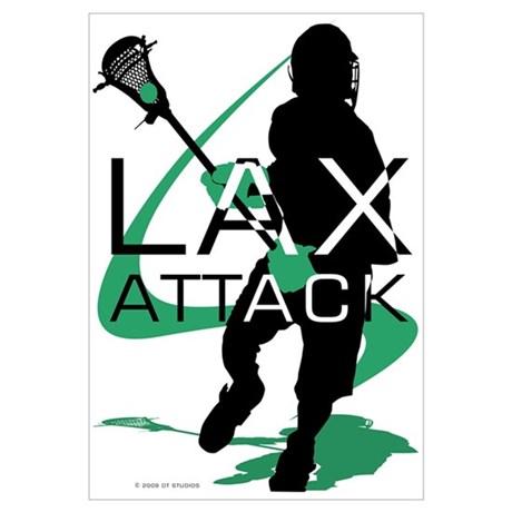 460x460 Lacrosse Posters Cafepress