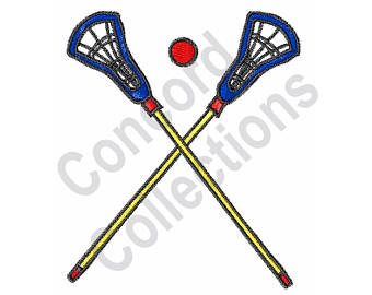 340x270 Lacrosse Embroidery Etsy