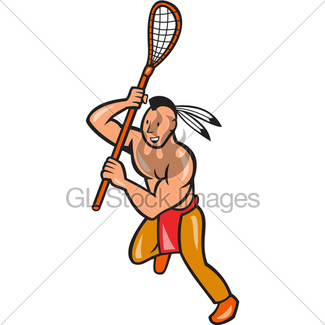 325x325 Traditional Lacrosse Sticks Gl Stock Images