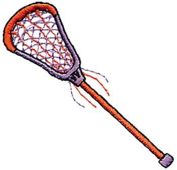 350x337 Lacrosse Stick Clip Art Clipart 2
