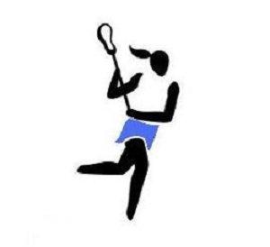 300x274 Lacrosse Stick Clip Art Clipart 2