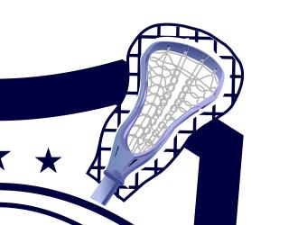 330x250 Bridges Lacrosse Logo Design