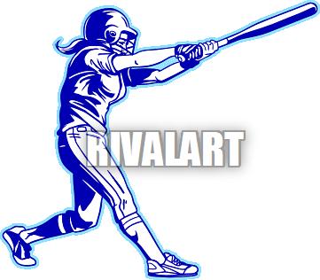 361x316 Top 71 Softball Clip Art