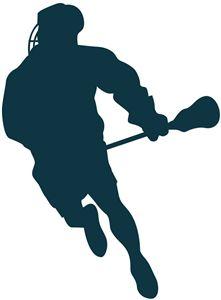 221x300 Sillouette Lacrosse Player Lacrosse1 Lacrosse