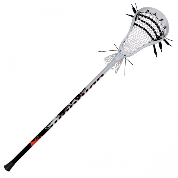 600x600 Warrior Lacrosse Torch Ultra Mesh Lacrosse Complete Stick