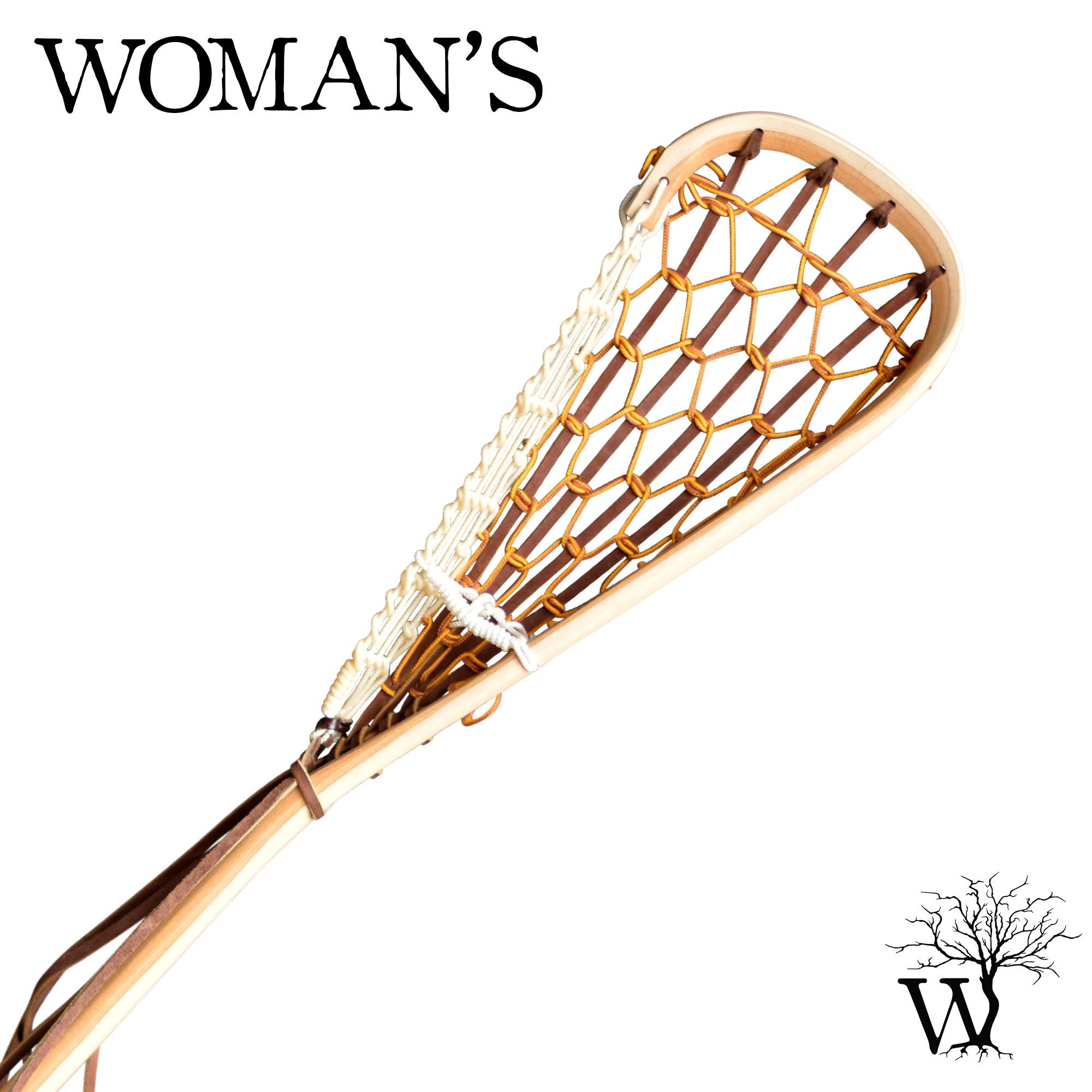 2000x2000 Wooden Field Lacrosse Stick, Native Indian Traditional Stick