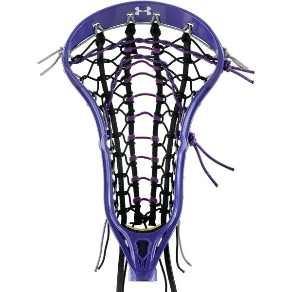 600x600 Under Armour Regime With Rail Elite Pocket Complete Lacrosse Stick